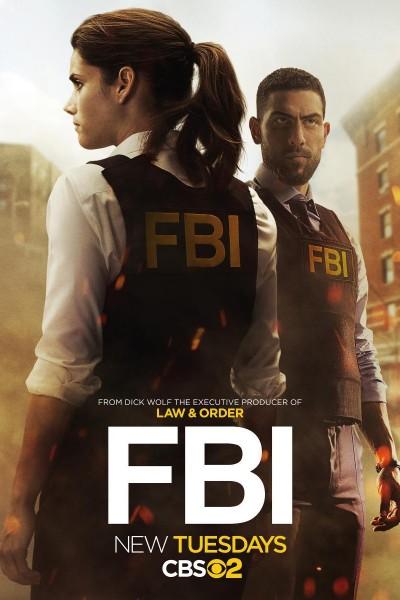 Caratula, cartel, poster o portada de FBI