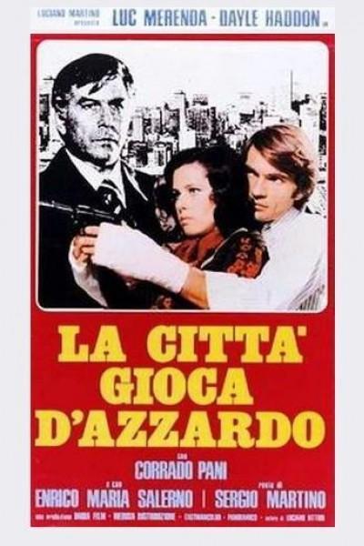 Caratula, cartel, poster o portada de Gran golpe al casino