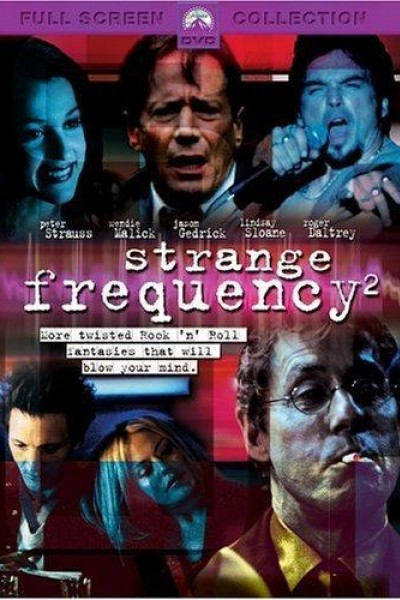 Caratula, cartel, poster o portada de Strange Frequency 2