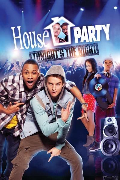 Caratula, cartel, poster o portada de House Party: Tonight\'s the Night