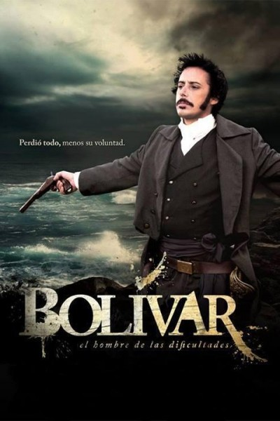 Caratula, cartel, poster o portada de Bolívar, el hombre de las dificultades