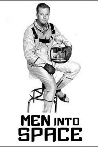 Caratula, cartel, poster o portada de Men Into Space