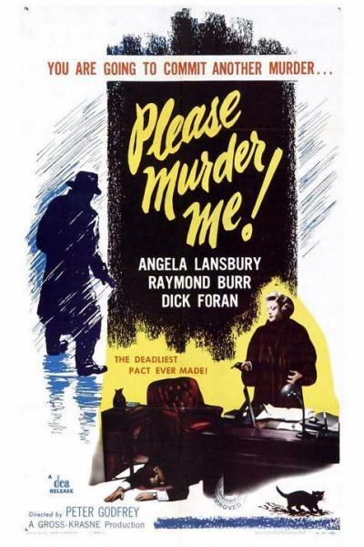 Caratula, cartel, poster o portada de Please Murder Me