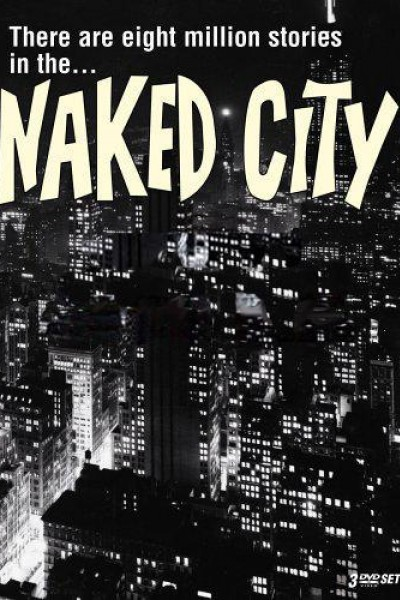 Caratula, cartel, poster o portada de La ciudad desnuda