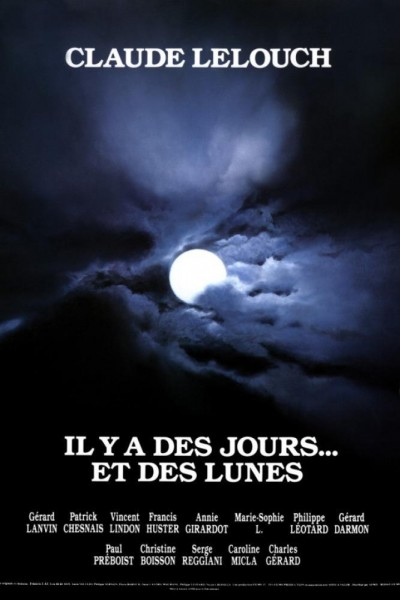 Caratula, cartel, poster o portada de Hay días... y lunas