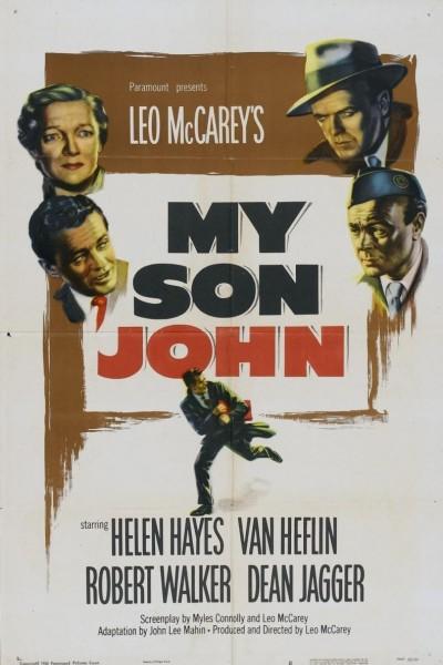 Caratula, cartel, poster o portada de Mi hijo John