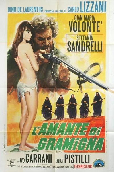 Caratula, cartel, poster o portada de L\'amante di Gramigna