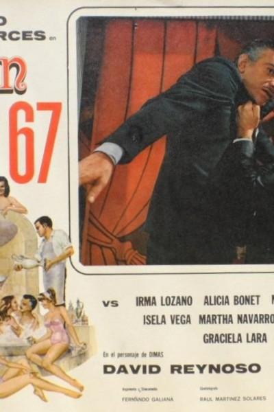 Caratula, cartel, poster o portada de Don Juan 67