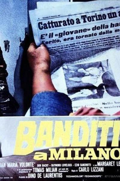 Caratula, cartel, poster o portada de Bandidos en Milán