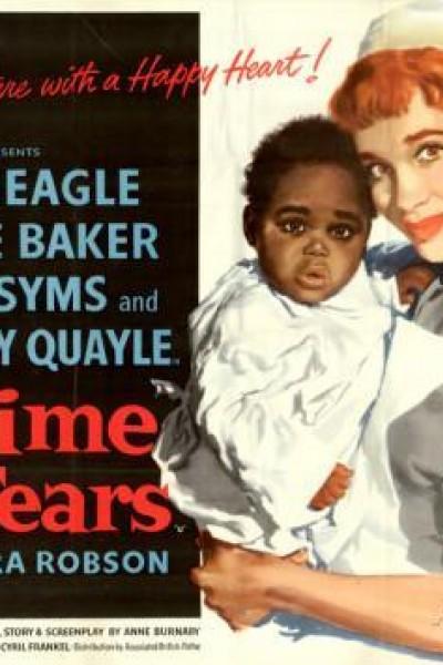 Caratula, cartel, poster o portada de No Time for Tears