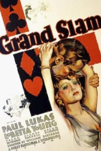 Caratula, cartel, poster o portada de La gran jugada