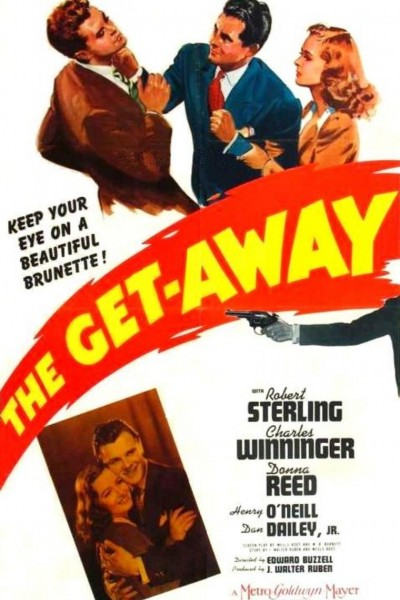 Caratula, cartel, poster o portada de The Get-Away