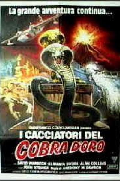 Caratula, cartel, poster o portada de Los aventureros del tesoro perdido