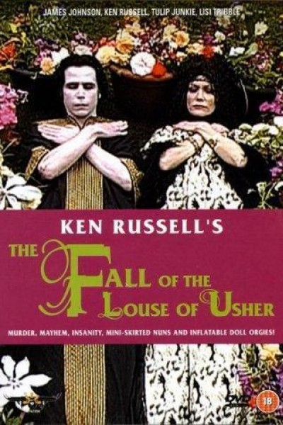 Caratula, cartel, poster o portada de The Fall of the Louse of Usher: A Gothic Tale for the 21st Century