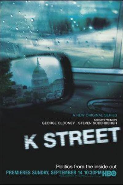 Caratula, cartel, poster o portada de K Street