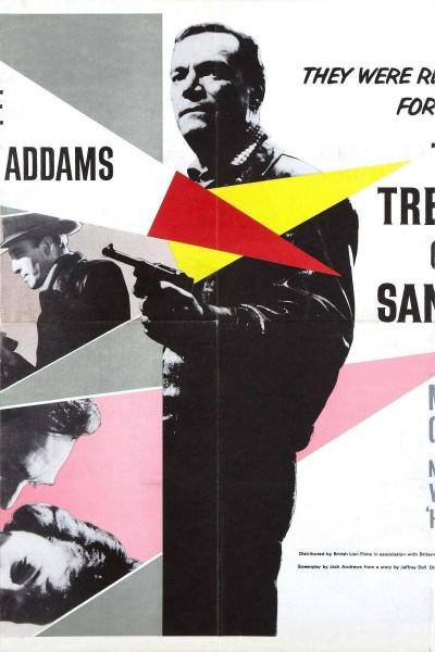 Caratula, cartel, poster o portada de The Treasure of San Teresa