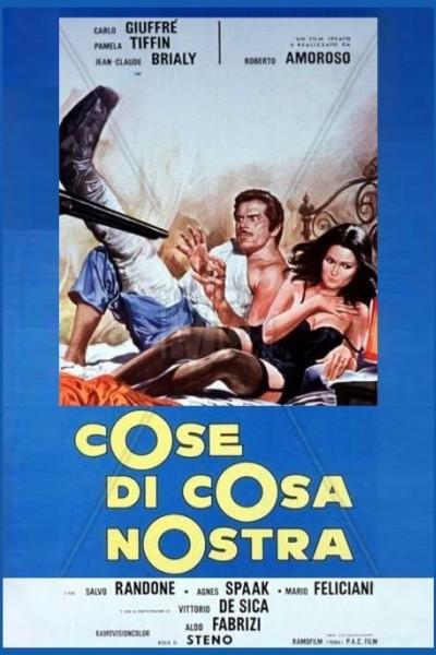Caratula, cartel, poster o portada de Transplante siciliano