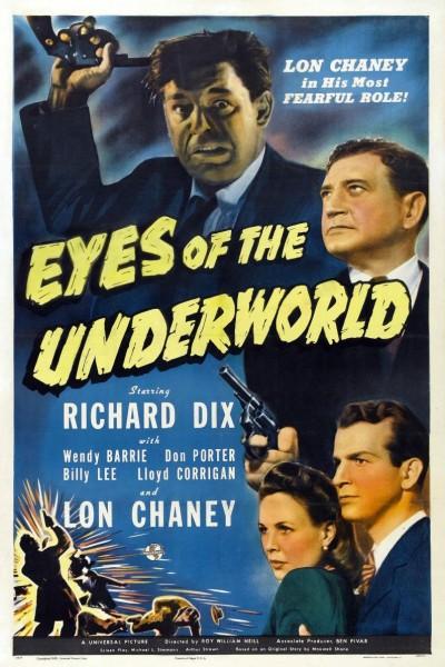 Caratula, cartel, poster o portada de Eyes of the Underworld