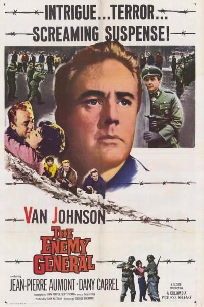 Caratula, cartel, poster o portada de The Enemy General