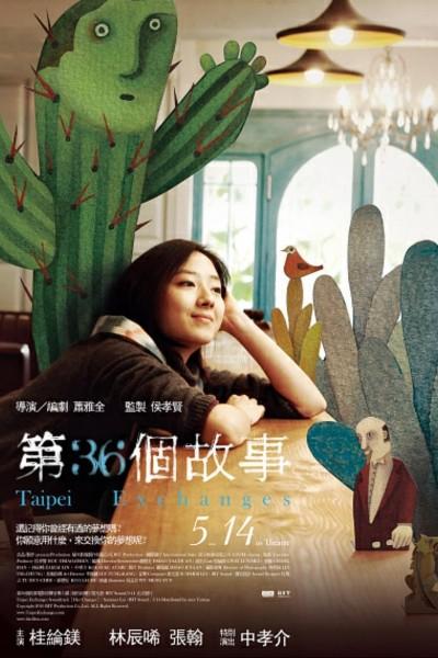 Caratula, cartel, poster o portada de Taipei Exchanges