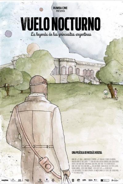Caratula, cartel, poster o portada de Vuelo nocturno