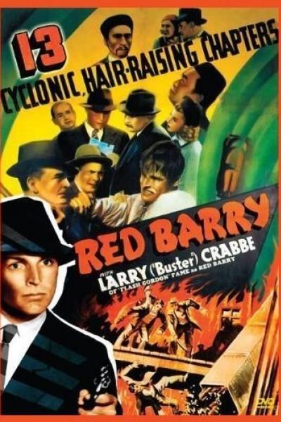 Caratula, cartel, poster o portada de Red Barry