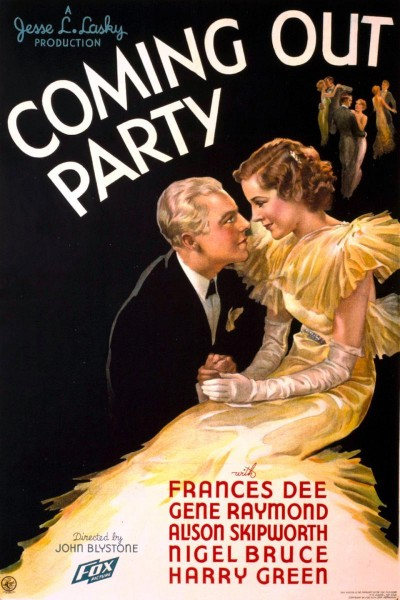 Caratula, cartel, poster o portada de Coming-Out Party
