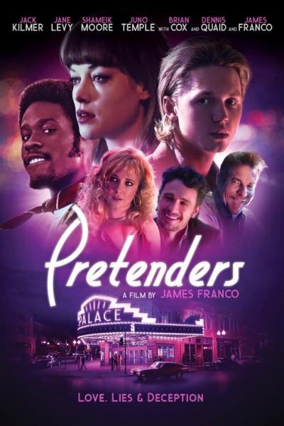 Caratula, cartel, poster o portada de Pretenders