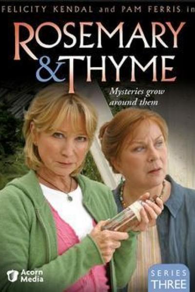 Caratula, cartel, poster o portada de Rosemary & Thyme