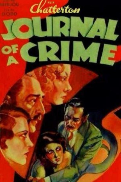 Caratula, cartel, poster o portada de Journal of a Crime