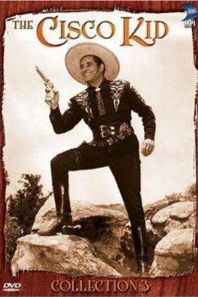 Caratula, cartel, poster o portada de Cisco Kid