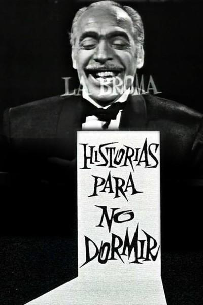 Caratula, cartel, poster o portada de La broma (Historias para no dormir)
