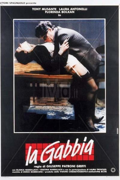 Caratula, cartel, poster o portada de La jaula