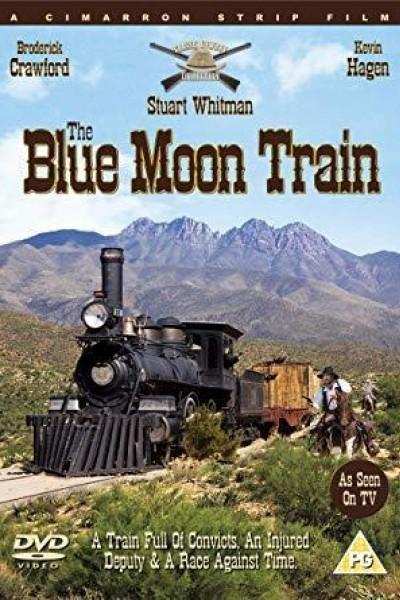 Caratula, cartel, poster o portada de El tren de Blue Moon