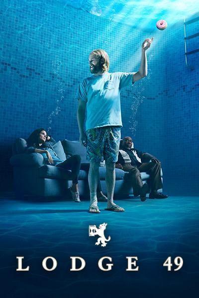 Caratula, cartel, poster o portada de Lodge 49