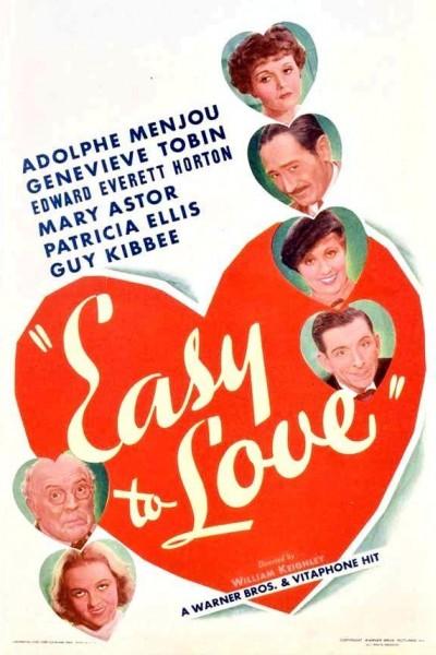 Caratula, cartel, poster o portada de Easy to Love