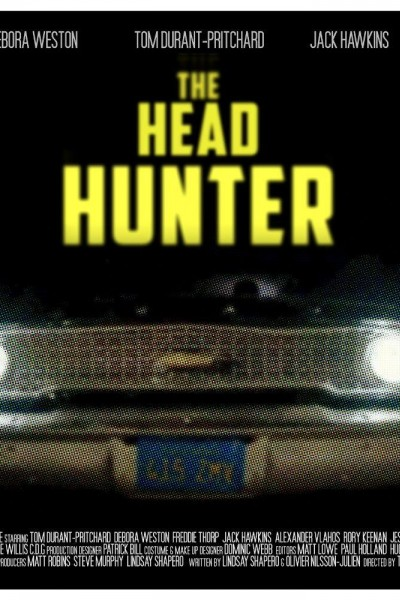 Caratula, cartel, poster o portada de The Head Hunter