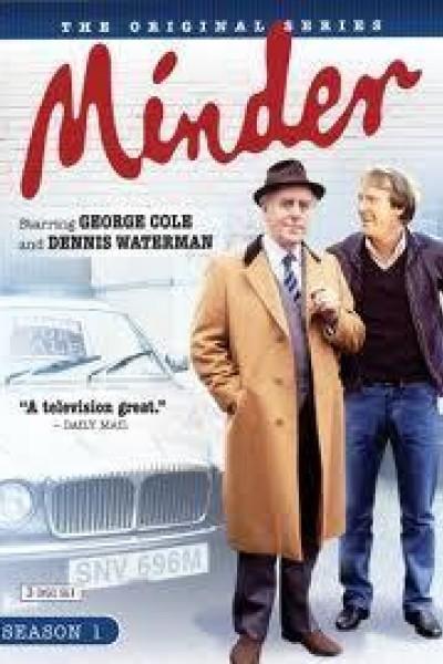 Caratula, cartel, poster o portada de Minder