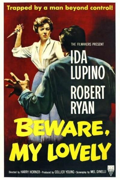 Caratula, cartel, poster o portada de Beware, My Lovely