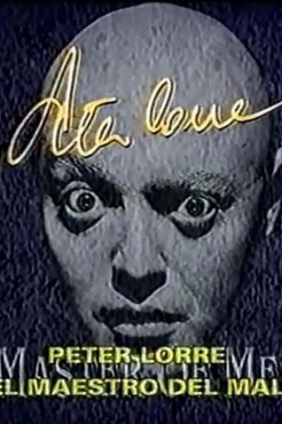 Caratula, cartel, poster o portada de Peter Lorre: El maestro del mal