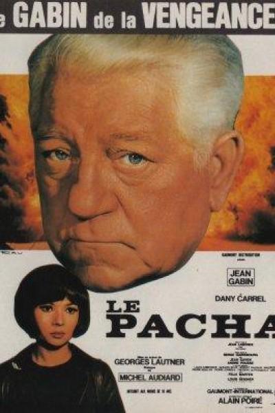 Caratula, cartel, poster o portada de Le pacha (Inspector Joss)