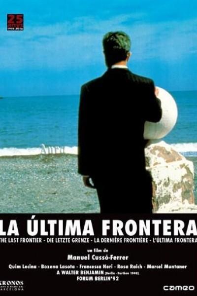 Caratula, cartel, poster o portada de La última frontera