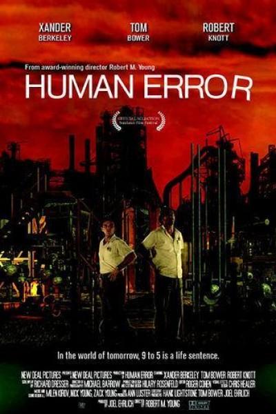 Caratula, cartel, poster o portada de Below the Belt (Human Error)