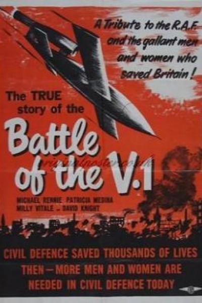 Caratula, cartel, poster o portada de Battle of the V-1