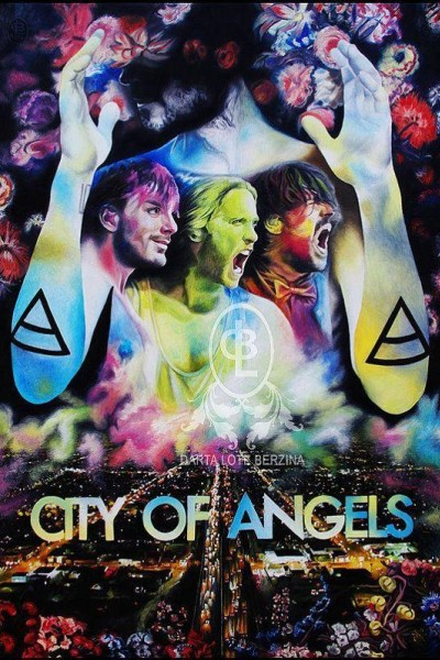 Caratula, cartel, poster o portada de City of Angels