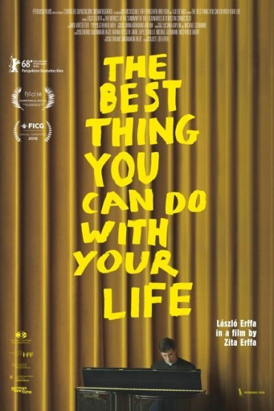 Caratula, cartel, poster o portada de The Best Thing You Can Do with Your Life