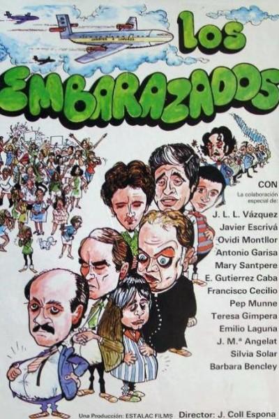 Caratula, cartel, poster o portada de Los embarazados