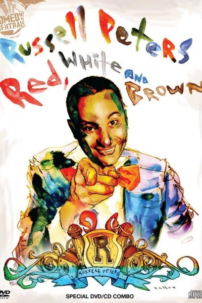 Caratula, cartel, poster o portada de Russell Peters: Red, White and Brown
