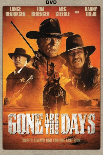 Caratula, cartel, poster o portada de Gone Are the Days