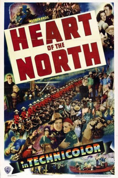 Caratula, cartel, poster o portada de Heart of the North
